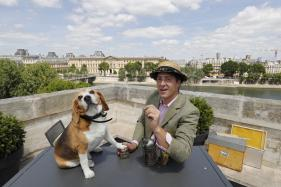 Buzz Fed: Paris Rooftops are Raising Beehives to Aid Declining Bee Populations
