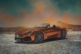 BMW Z4 Roadster Concept Unveiled at Pebble Beach Concours d'Elegance