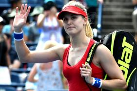 Eugenie Bouchard Crashes Out of Rogers Cup In Opening Round