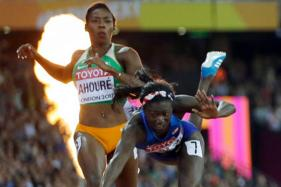 IAAF World Championships London: Bowie Dips to Conquer 100m, Thompson Flops