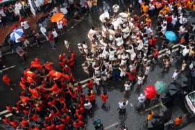 2 Dead, 117 Injured in Dahi Handi-related Incidents