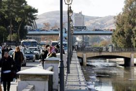 Damascus International Fair Makes Return After 5-year Hiatus