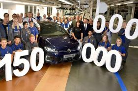 Volkswagen Rolls Out 150-Millionth Car