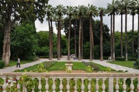 Royal Gardens of Europe: A Lush Oasis in The National Garden, Athens