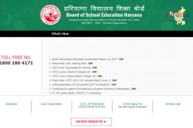 BSEH Haryana Board Class 10 and 12 Compartment Results 2017 Released on bseh.org.in