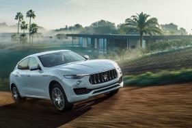 Maserati Levante SUV Introduced in India
