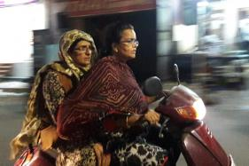 Where is Your Helmet, Twitterati Ask Kiran Bedi After 'Incognito' Scooter Ride