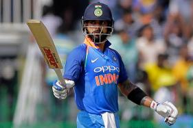 Kohli Honoured to Equal 'Legend' Ponting, Says Tendulkar Miles Ahead