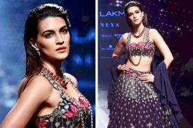 Always Dreamt of Being a Celebrity Showstopper: Kriti Sanon