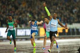 IAAF World Championships: 'Heartbroken' Makwala Surges Into 200m Final