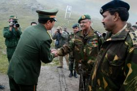 Amid Troop Build-up, Senior Army Officers from India and China Meet