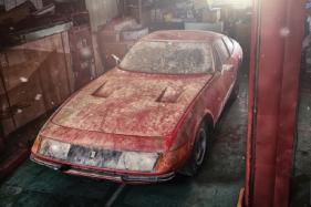 1969 Ferrari Daytona Up For Auction at 'Ferrari: Leggenda e passione' Sale