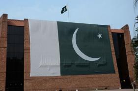 Pakistan Hoists 'Largest Flag in Its History' at Attari-Wagah Border