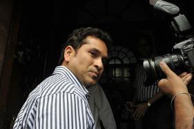 Sachin Tendulkar Attends Parliament Days After Row on Absentee MPs