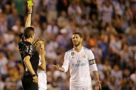 Sergio Ramos Wants La Liga Referees to Learn From English Premier League