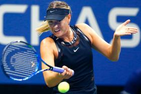 Sharapova Eyes Strong Finish to Season After Tianjin Title