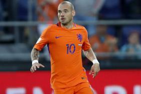 Wesley Sneijder Completes Nice Signing After Medical