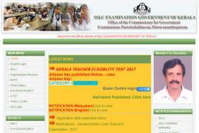 Kerala TET Answer Key 2017 Category I & II - August 12 Exam Released on keralapareekshabhavan.in