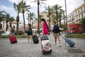 Packed With Tourists, Ibiza Struggles to House Locals