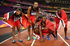 Trinidad Deny US Seventh Successive 4x400 Relay World Title