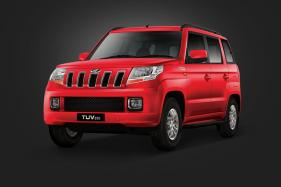 Mahindra Trademarks TUV 300 Plus, Name Reserved For New Extended TUV 300