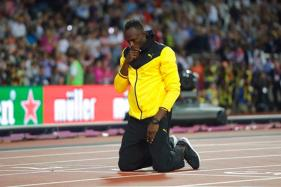 IAAF World Championships: Mixed Emotions as Usain Bolt Bows Out