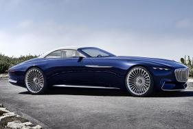 Vision Mercedes-Maybach 6 Cabriolet Unveiled at Pebble Beach