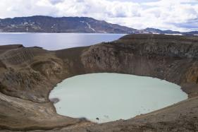 Volcano Tour: Swim in an Icelandic Crater in Askja