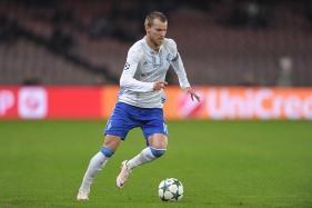Borussia Dortmund Sign Yarmolenko to Replace Dembele
