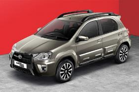 Toyota Etios Cross X-Edition Launched for Rs 6.79 Lakh