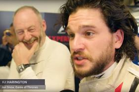 Game of Thrones Cast Experience Formula 1 Cars in Monza - Video