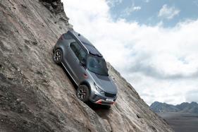 Land Rover Discovery SVX Revealed at Frankfurt Motor Show