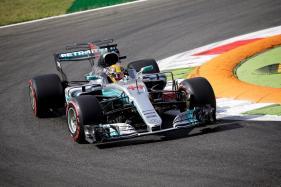 Formula One: Bottas Pips Teammate Hamilton in Monza Practice