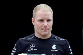 Mercedes Signs Valtteri Bottas for Another Season