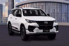 2017 Toyota Fortuner TRD Sportivo to be Launched Soon, Arrives at Dealerships