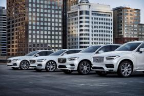 Volvo's Electrification Program Receives Recognition From United Nations