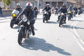 The Distinguish Gentleman's Ride for Prostate Cancer Awareness to Happen on Sep 24