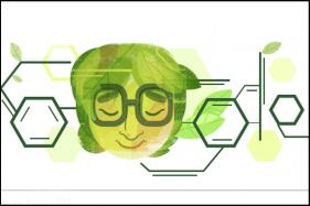 Google Celebrates Chemist Asima Chatterjee With a Special Doodle