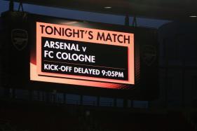 Europa League: Arsenal Beat Cologne; Milan Thrash Vienna