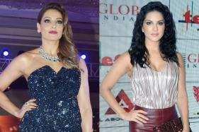 Bipasha Basu, Sunny Leone at Globoil India Awards 2017