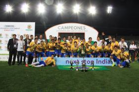 Brazil, England, New Zealand to Train, Play at Andheri Complex