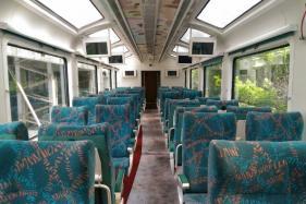 Railway's Introduces See-through Vistadome Coach to Make Mumbai-Goa Journey More Visual