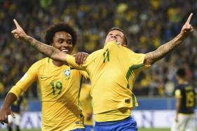 FIFA World Cup Qualifiers: Brazil Continue to Win; Chile, Argentina Struggle