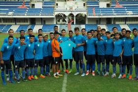 FIFA U-17 World Cup: Indian Football Team's Jersey Launched