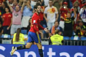 FIFA World Cup Qualifiers: Isco Brace Helps Spain Rout Italy