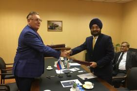Ashok Leyland Defence Systems Signs MOU on Cooperation with Russia's Rosoboronexport and ELCOM