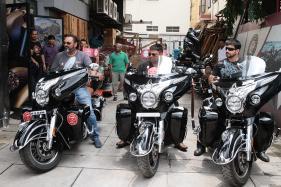 Indian Motorcycle Initiates Kanyakumari to Kashmir Ride to Promote Girl Child Education