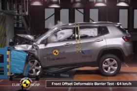 Video - 2017 Jeep Compass Scores 5-Star Safety Ratings Under Euro NCAP Assessment