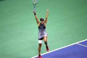 US Open: Keys Crushes Vandeweghe; To Meet Stephens in All-American Final