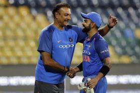 Virat Kohli Thanks Support Staff as India Reclaim No.1 Ranking